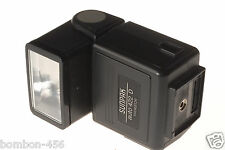 (X2) SUNPAK AUTO 422D FLASH. GOOD WORKING CONDITION; TESTED! NO MODULE (2PCS)