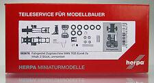 Herpa LKW  083676  Fahrgestell MAN TGS Euro 6 Zugmaschine, 2-achs Inhalt: 2 Stk.
