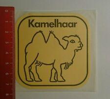 Aufkleber/Sticker: Kamelhaar (06091683)