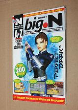 Nintendo 64 Game Boy Color Big N Lösungen Cheats Tomb Raider GBC Taz Express +++