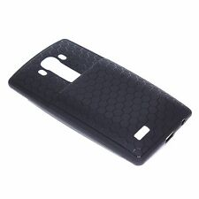 Arc™ LG G4 Extended Battery HoneyComb Black TPU Case / Cover
