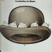 "12"" Leo Kottke Ice Water ( Pamela Brown, Short Stories) 70`s EMI Capitol"