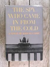 John Le Carre ~ The Spy Who Came in From the Cold ~ HC/DJ ~ BCE