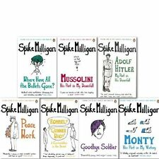 Spike Milligan's War Memoirs - Spile Milligan, Peace Work, Goodbye Soldier