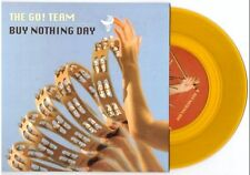 "The Go! Team ""Buy Nothing Day"" 7"" OOP NM Ninja Soko Solex"