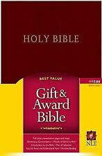 Gift and Award Bible NLT (2004, Hardcover)