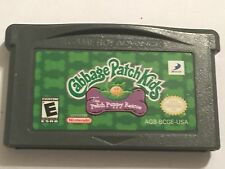 CABBAGE PATCH KIDS PUPPY RESCUE NINTENDO GAMEBOY ADVANCE GBA GAME CARTRIDGE ONLY