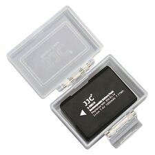 New JJC BC-1 Hard Case for Camera DSLR Battery Protection Dust Water-resistant