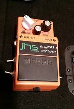 JHS Effects Pedals Boss DS-1 Synth Drive custom modded guitar pedal OD