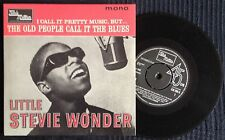 LITTLE STEVIE WONDER: EP -I CALL IT PRETTY MUSIC...THE OLD PEOPLE CALLTHE BLUES