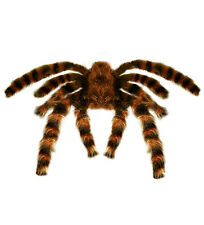 TRANTULA SPIDER FANCY DRESS PROP HALLOWEEN HAIRY GIANT BENDABLE  65 cms