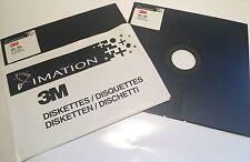 """3M COLLEZIONISTI 8 POLLICI SINGOLO schierato singola densità 8 """"Floppy Disk SS, SD ae1z1"""