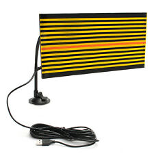 Line Board Scratch Reflector Paintless Dent Repair Hail Auto Body PDR Tools LED