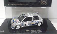 RENAULT CLIO MAXI #21 RALLY TOUR DE CORSE 1995 BUGALSKI IXO RAC 156 1/43