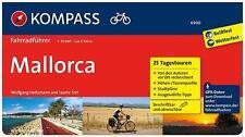 KOMPASS Fahrradführer Mallorca 1 : 70 000 UNBENUTZT statt 14.99 nur ...