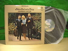 Peter, Paul And Mary ‎– Grandes exitos ' LP MINT SPAIN PRESS 1965