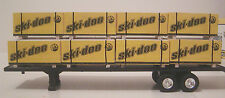 1/64 scale trailer loads  set of 12 shipping included     SKI DOO