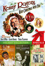 Kenny Rogers Christmas Special/Liberace Christmas/Fred Waring Music/USO All-Sta…