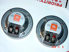 TWO PIECES JBL 2431H NEODYMIUM HIGH FREQUENCY COMPRESSION DRIVERS**L@@K**