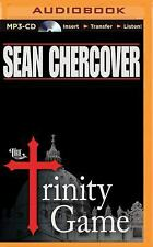 The Game Trilogy: The Trinity Game 1 by Sean Chercover (2015, MP3 CD,...