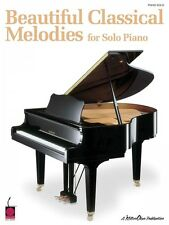 Beautiful Classical Melodies Sheet Music for Solo Piano Collection NEW 002500688