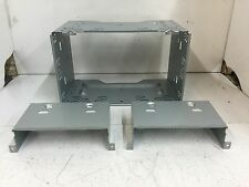 Jvc Kw Ks  Double Din Mounting Cage Sleeve Mount Carrier Genuine With Brackets