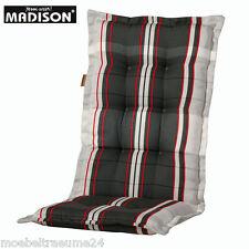 Madison Gartenmöbel Auflagen Polster Kissen für Hochlehner Sessel Gartenstuhl