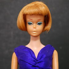 Vintage Barbie American Girl Titian Redhead Doll Sylvia Campbell Outfit Dress