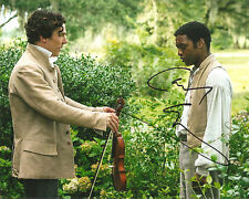 CHIWETEL EJIOFOR SIGNED 8X10 PHOTO PROOF COA AUTOGRAPHED 12 YEARS A SLAVE