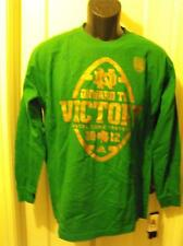 NEW-FLAW Notre Dame Fighting Irish YOUTH XLARGE (18/20) Long Sleeve Shirt 33TF