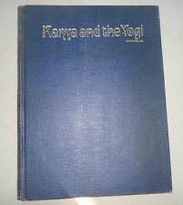 KANYA AND THE YOGI INDIA INDIAN FIRST EDITION