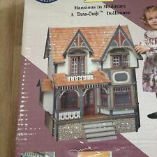Dura-Craft Linfield Mansion In Miniature LN190 Doll House Kit NEW