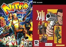 nitro family & xiii 13  new