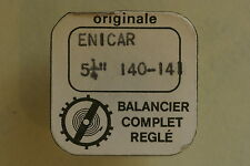 Balance complete ENICAR 140 141 bilanciere completo 721 NOS