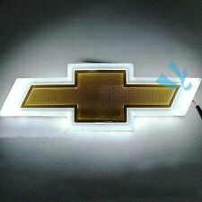 4D White LED Car Auto Tail Logo Light Badge Lamp Emblem 4 CHEVROLET CRUZE EPICA