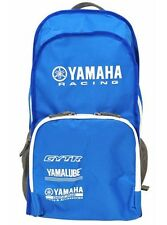 YAMAHA RACING BACK PACK SCHOOL BAG BLUE #YRC-14BPK-BG