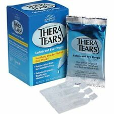 Thera Tears Lubricant Eye Drops, .02 Oz Ampules by First Aid Only - M796THERAF