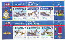 Isle of Man Battle of Britain set mnh - 2010- Aviation mnh-World War II