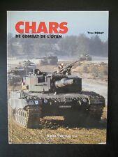 CHARS DE COMBAT DE L'OTAN - EUROPA MILITARIA n° 4