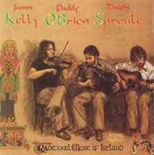 Paddy O'Brien-Traditional Music Of Ireland  CD NEW