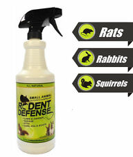 Rodent Defense Pest Control Natural Materials Rats Mice Cats Small Animals 0.9L