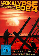 APOCALYPSE 2024 - Don Johnson - DVD*NEU*OVP