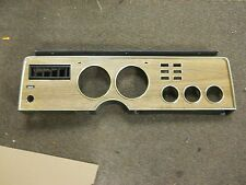 USED ORIGINAL 1977 1978 FORD MUSTANG II WOODGRAIN DASH BEZEL