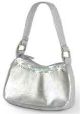 """Lovvbugg Silver Purse Bag  for 18"""" American Girl Doll Clothes Widest Selection!"""