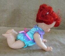 Disney Crawling Ariel the Little Mermaid sounds interactive Baby princess doll