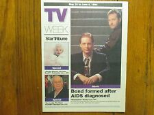 May 29-1994 Minneapolis Star Tribune TV Week Magazine(ERIC  STOLTZ/RANDY  QUAID)