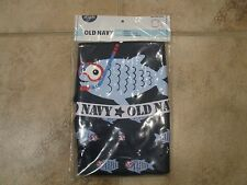 TODDLER BOY SIZE 4T PAJAMA SET BY OLD NAVY **NWT** SCUBA FISH