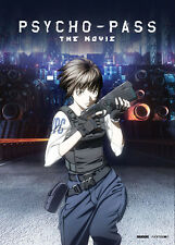 Psycho-Pass: The Movie (DVD, 2016)