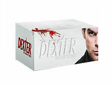 Dexter: The Complete Series (Blu-Ray, 2013, 32-Disc Set)