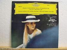 ★★ LP - GEZA ANDA - Mozart - Piano Concertos No. 17 G Major K. 453 // DG England